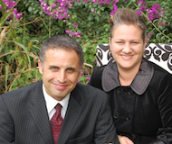 Pastor Anthony & Kim Ballestero, New Destiny Worship Center, Clearwater, FL (My Son)