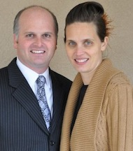 Pastor Bryan & Christy Ballestero, Temple Of Pentecost, Raleigh, NC (My Son)