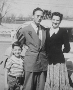 Me, Daddy (Carl) & Mama (Content) Ballestero