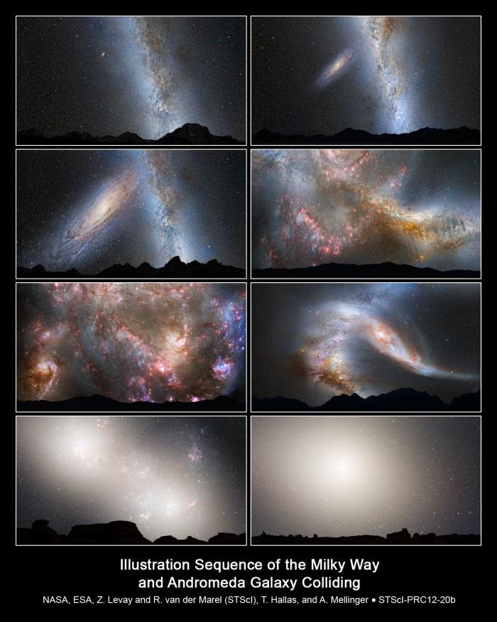 65464156galaxies collide