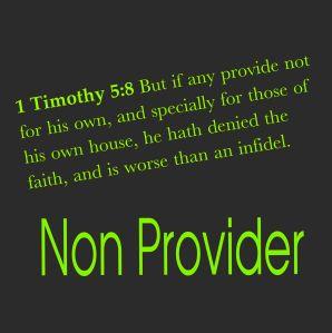 Nonprovider