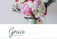 Grace Spoken Here Brittany Holt Morgan's Blog